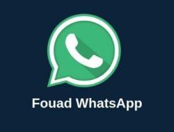 Fouad Whatsapp Apk Terbaru 2021, Ini 10 Fitur Lengkapnya