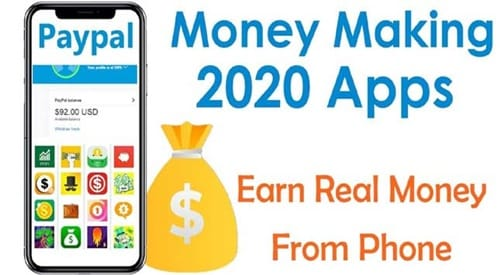 Earn Money -Video dan Apps