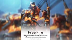 Kode Aktivasi FF Advance Server Juli 2021, Begini Cara Klaimnya
