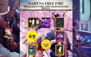 Eventff 2021.Com Spin Gratis dan Klaim Skin & Bundle FF ?
