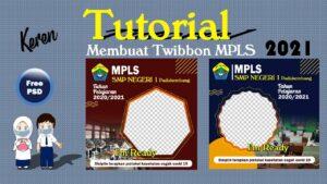 Twibbon MPLS 2021 Online Begini Cara Buatnya
