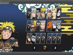 Download Naruto Senki Mod Apk Full Character No Cooldown Skill